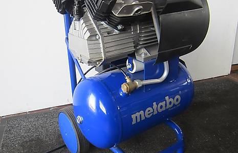 Pouzity kompresor Metabo